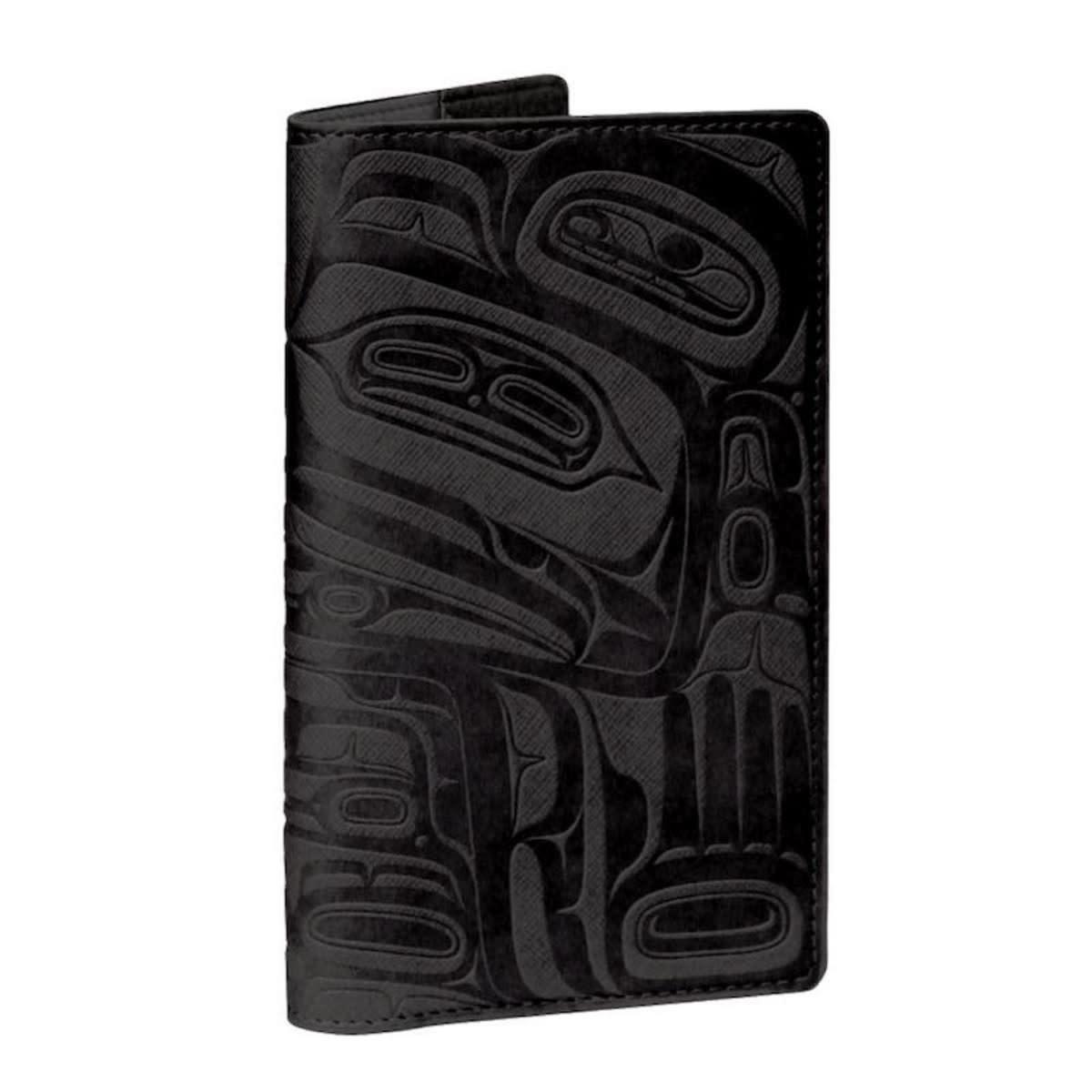 Travel Wallet Black-1