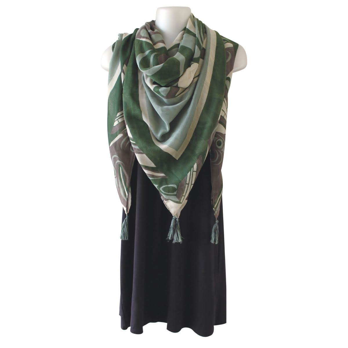 Tapestry Scarf-4
