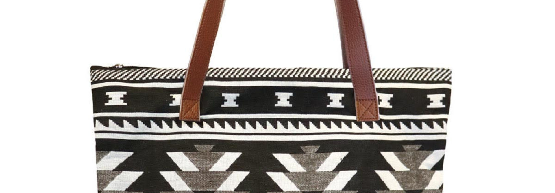Tote Bag - Visions of Our Ancestors by Leila Stogan
