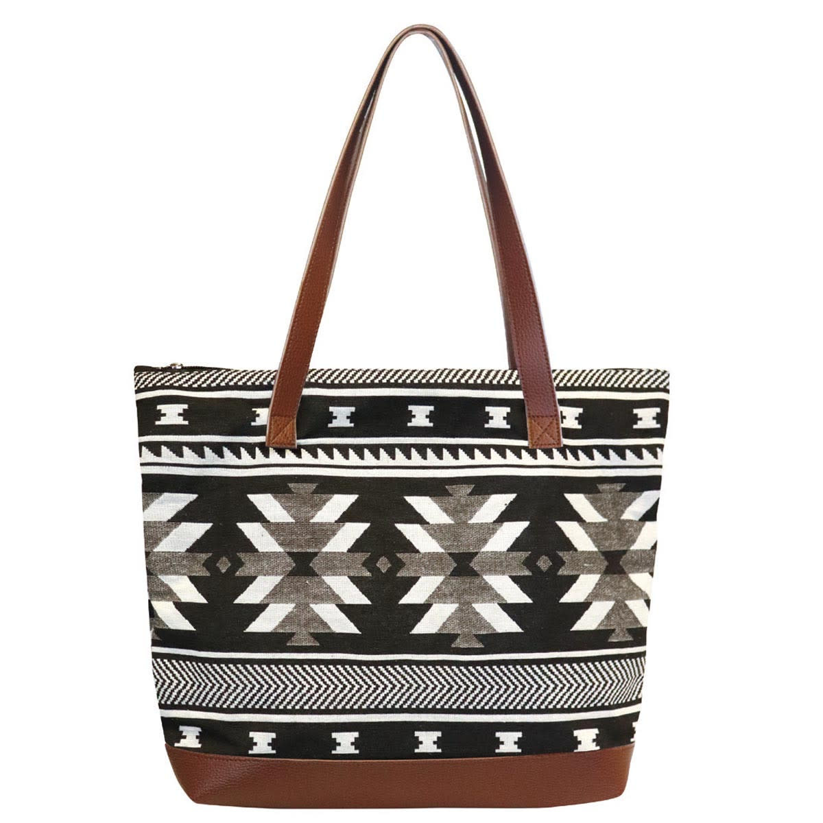Tote Bag - Visions of Our Ancestors by Leila Stogan-1
