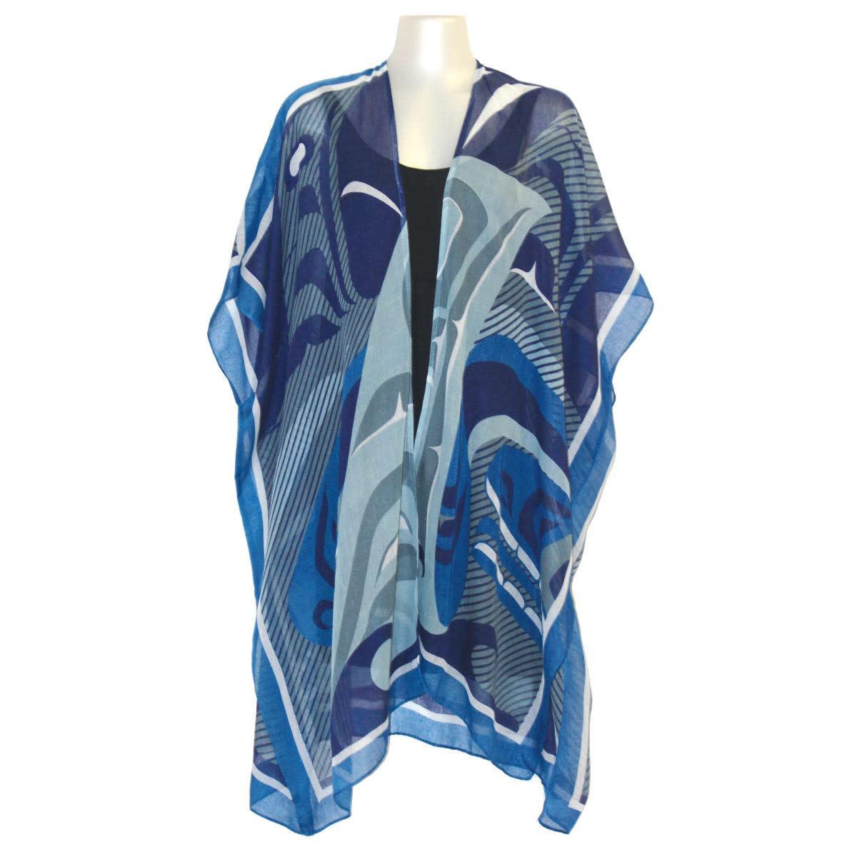 Sheer Fashion Wrap-9