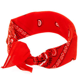 "Large 20.5"" wide Bandanas assorted colors"