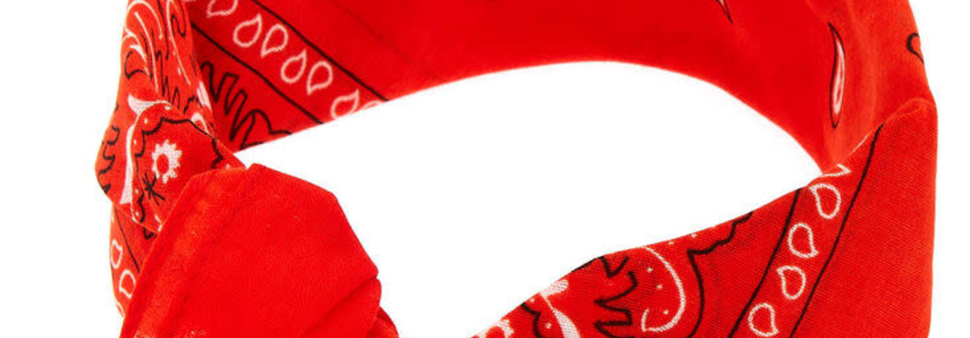 """Large 20.5"""" wide Bandanas assorted colors"""