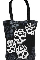Printed Eco Bag-Story of the soil by Andy Everson