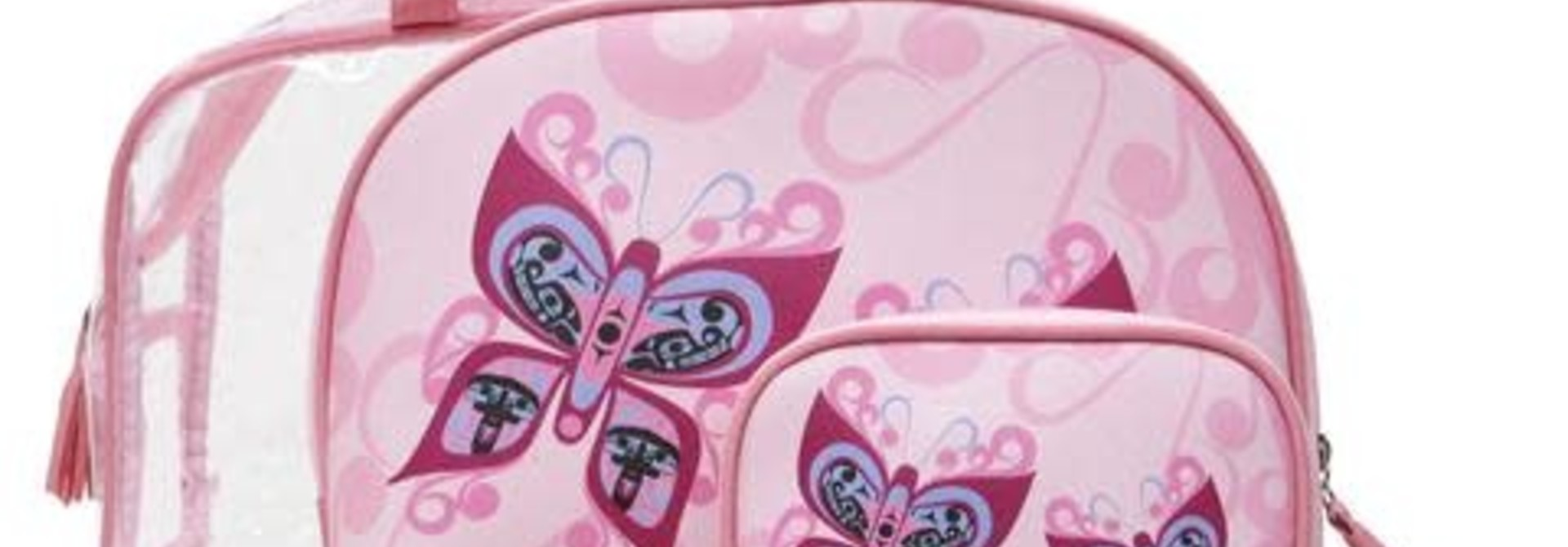 Cosmetic Bag Set-Celebration of Life by Francis Dick