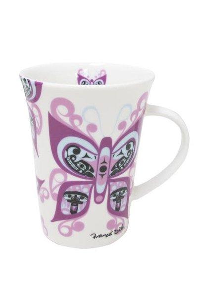 Porcelain Mug- Celebration of life by Francis Dick