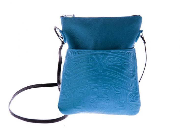 Solo Bag Deerskin - Bear Box Design-1