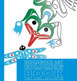 Colouring book - Eric Parnell - Haida