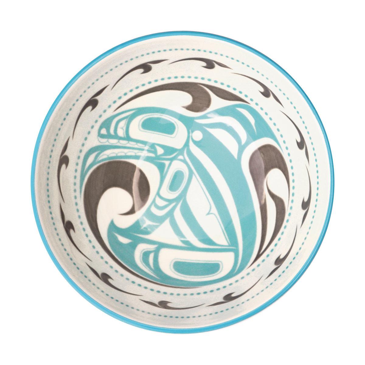 Porcelain Art Bowl - Medium-7
