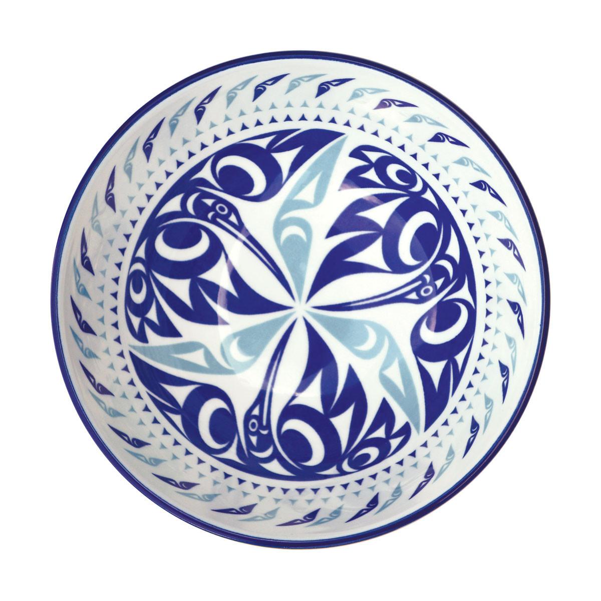 Porcelain Art Bowl - Medium-9