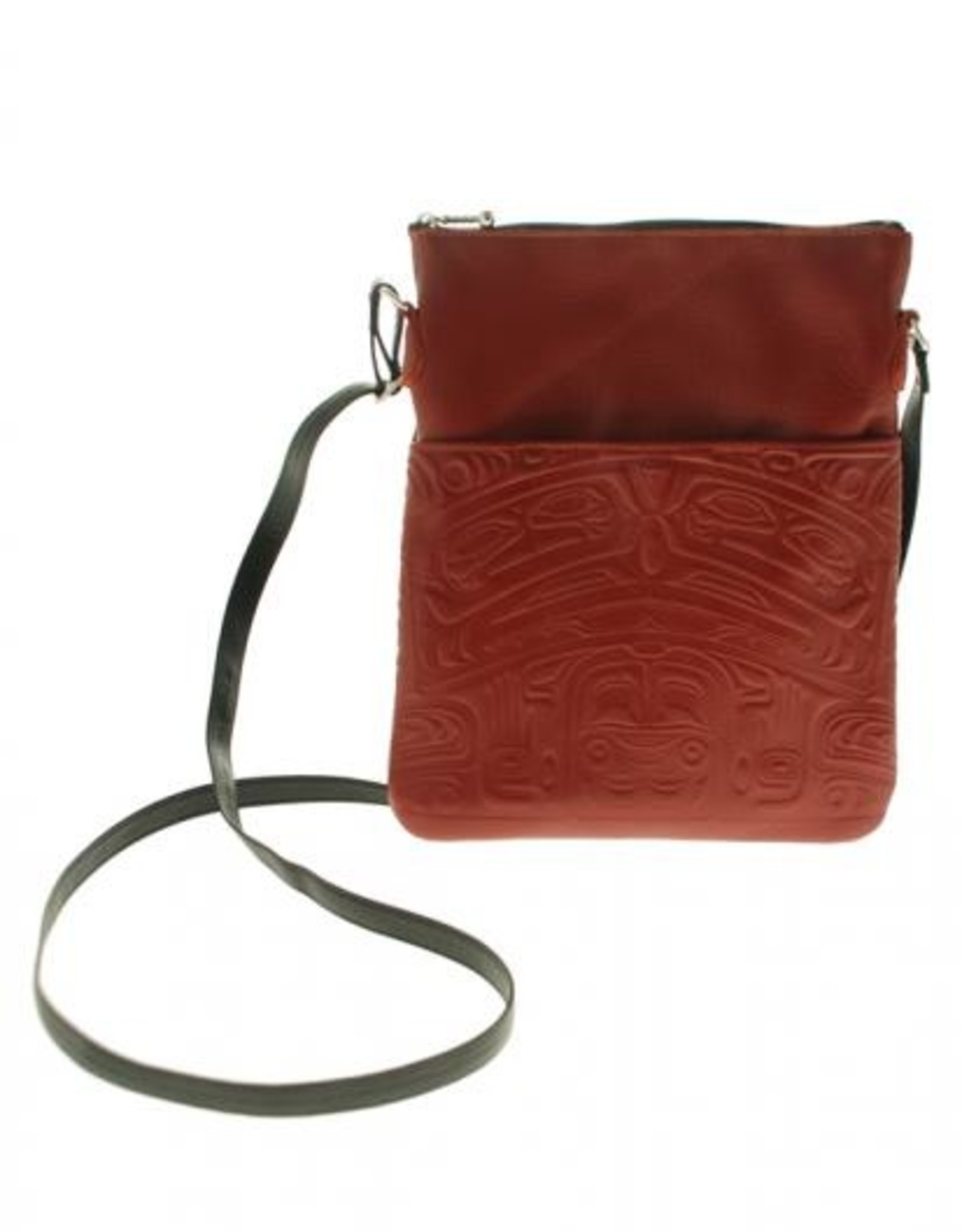 Solo Bag Bear Box Design - Leather