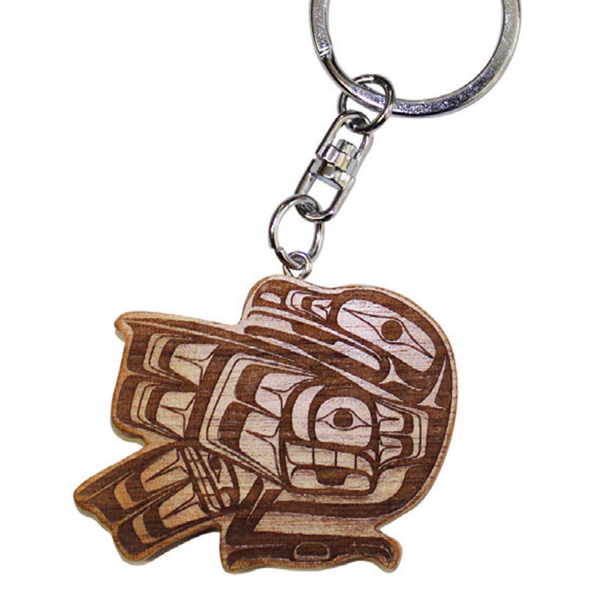 Wooden Key Chain-5
