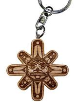 Wooden Key Chain