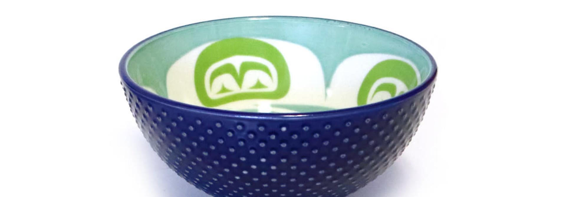 Porcelain Art Bowl - Small