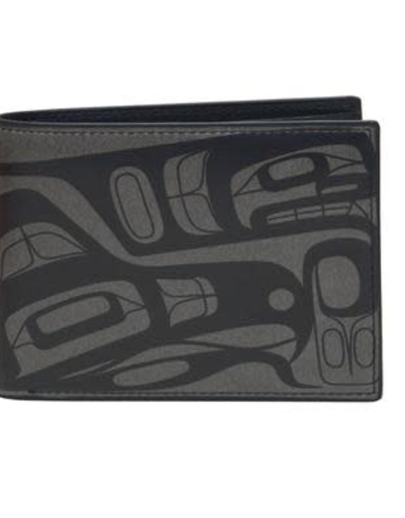 Men's Wallet-Eagle's Freedom by Francis Dick