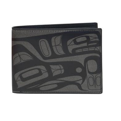 Men's Wallet-Eagle's Freedom by Francis Dick-1