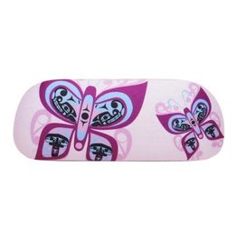 Hard Shell Eyeglasses Case -Celebration of Life by Francis Dick