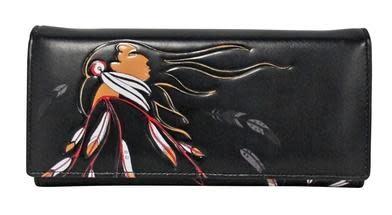 Wallet- Eagle's Gift by Maxine Noel-1
