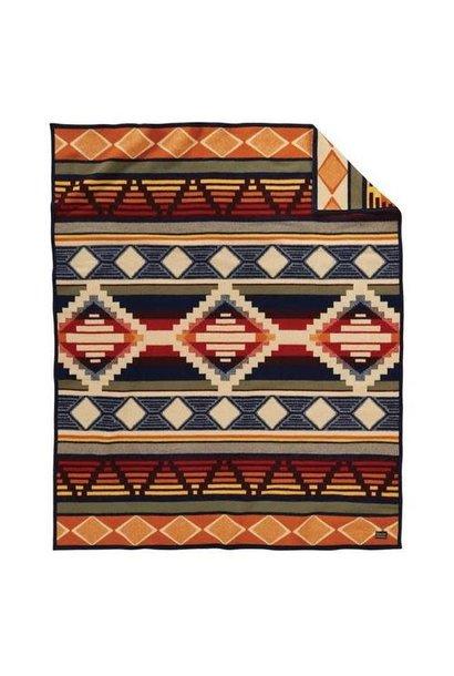 """Pendleton Blanket -  Cedar Mountain-   63""""x80"""""""