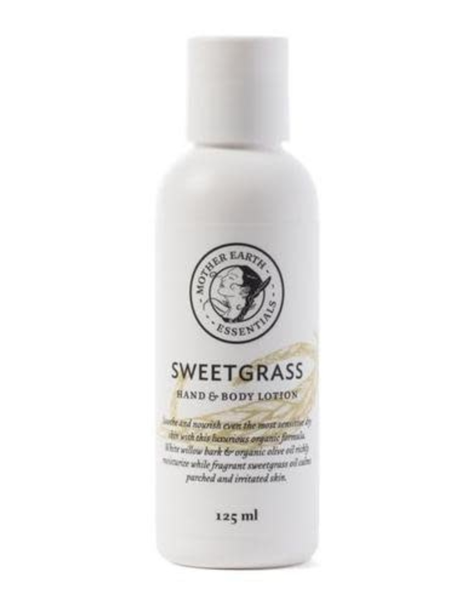 Mother Earth Essentials - Sweetgrass Hand & Body Lotion