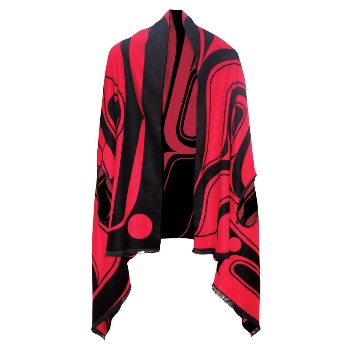 Reversible Fashion Cape - Tradition-Ryan Cranmer-1