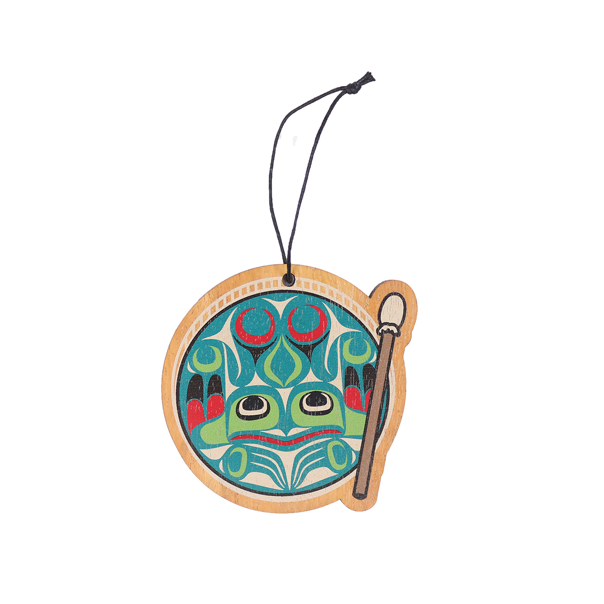 Wooden Ornaments-4