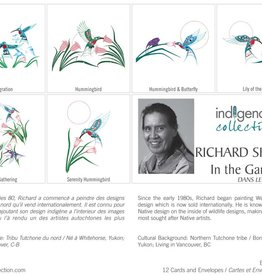 Boxed Art Cards - Indigenous Collection