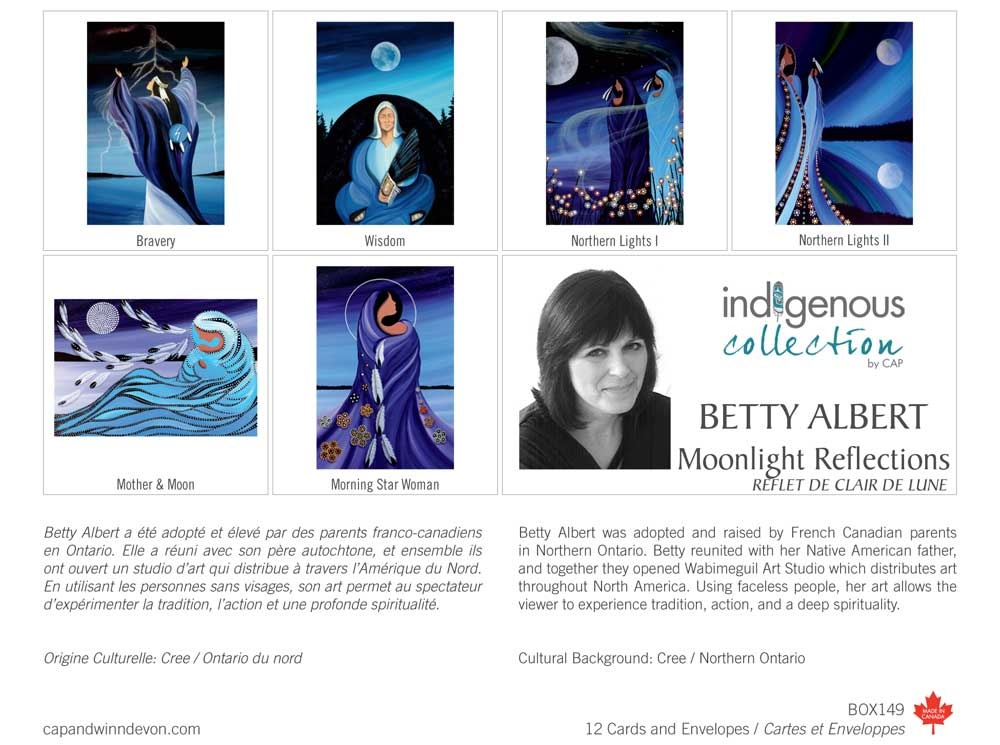 Boxed Art Cards - Indigenous Collection-2