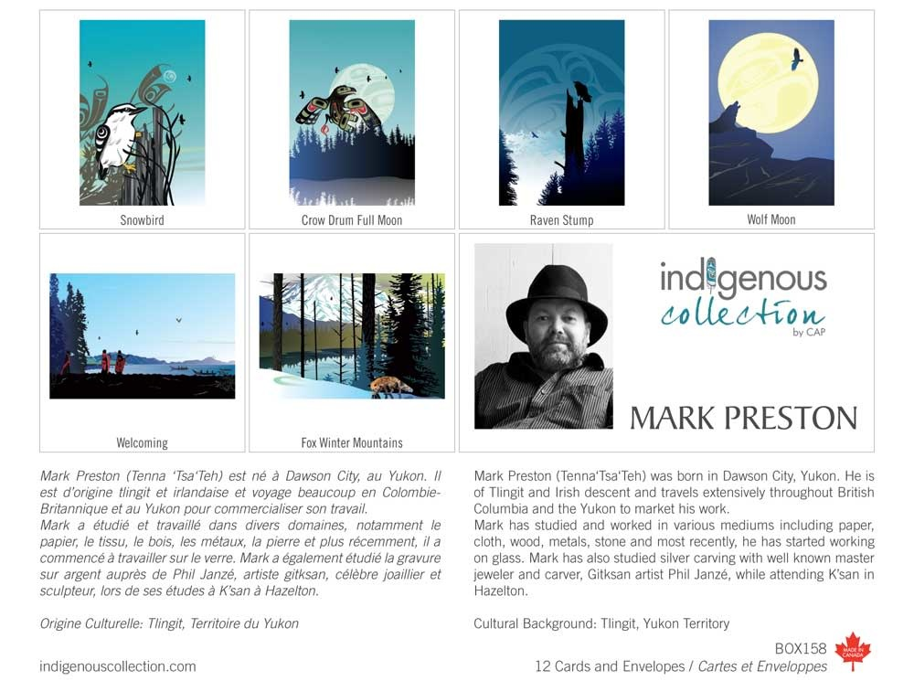 Boxed Art Cards - Indigenous Collection-3