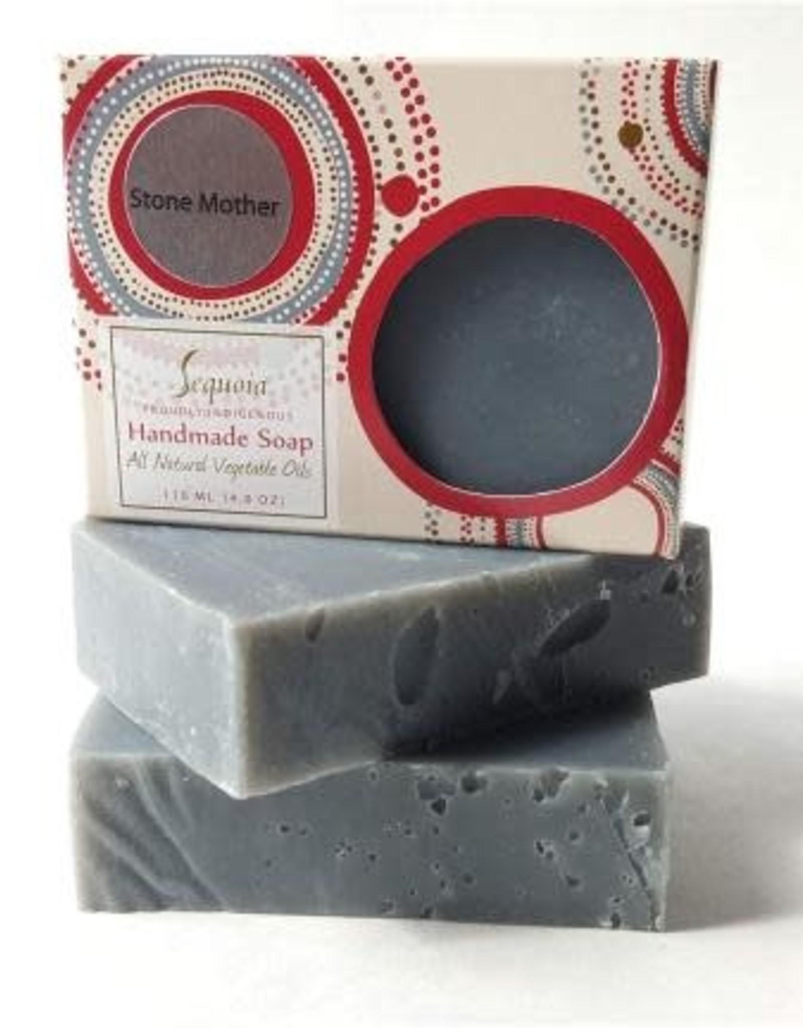 Sequoia Handmade Soap-  Stone Mother