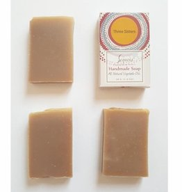 Sequoia Handmade Soap 4oz - Three Sisters