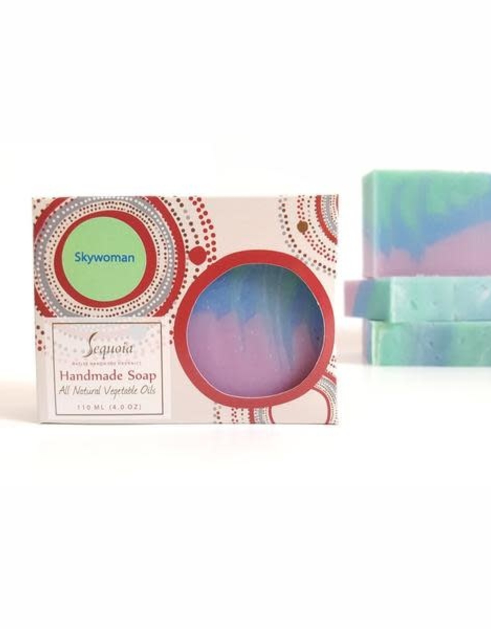 Sequoia Handmade Soap 4oz - Skywomen