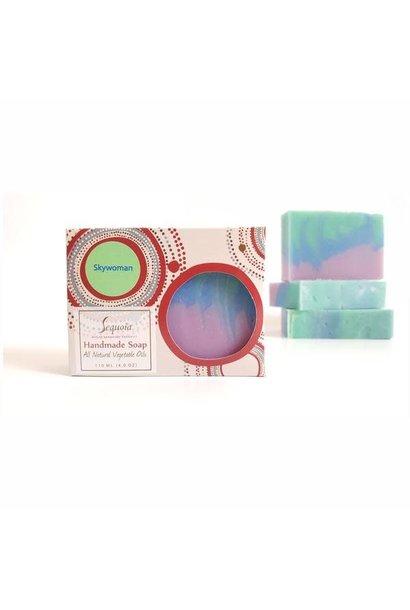Sequoia Handmade Soap 4oz - Skywoman