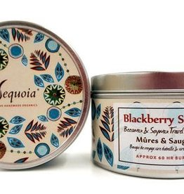 Sequoia 30 hr Candle - Blackberry Sage