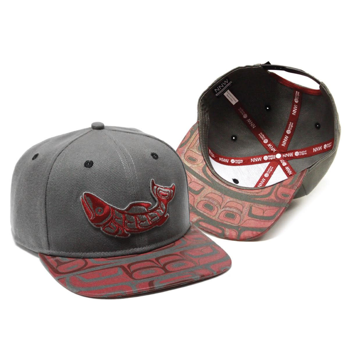 Snap Back Hat - Sustain by Corey W. Moraes-1