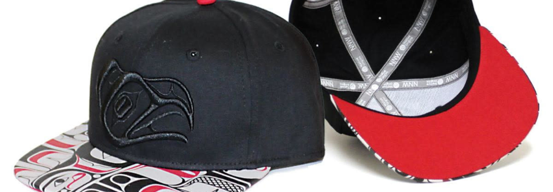 Snap Back Cap - Eagle Vision by Allan Weir