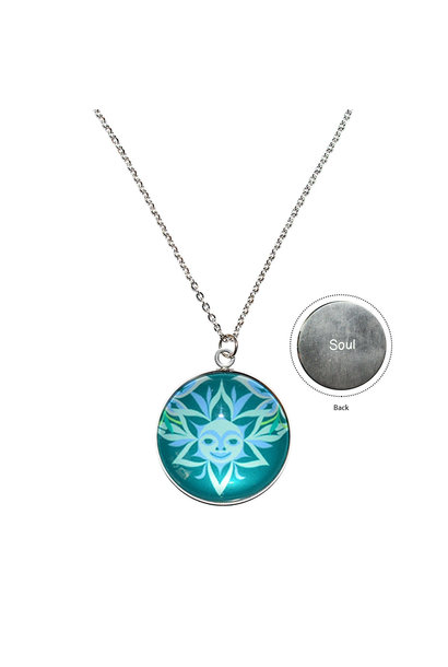 Soul Blossom Charm Necklace by Simone Diamond