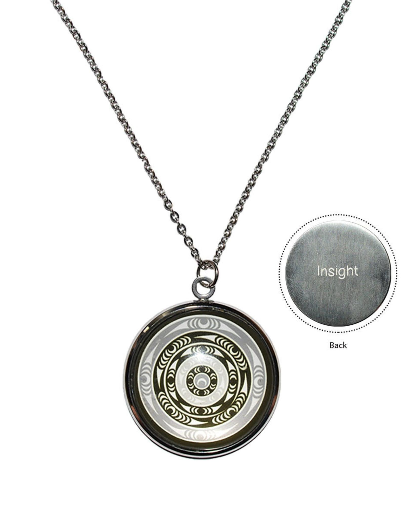 Life Charm Necklace by Lesslie