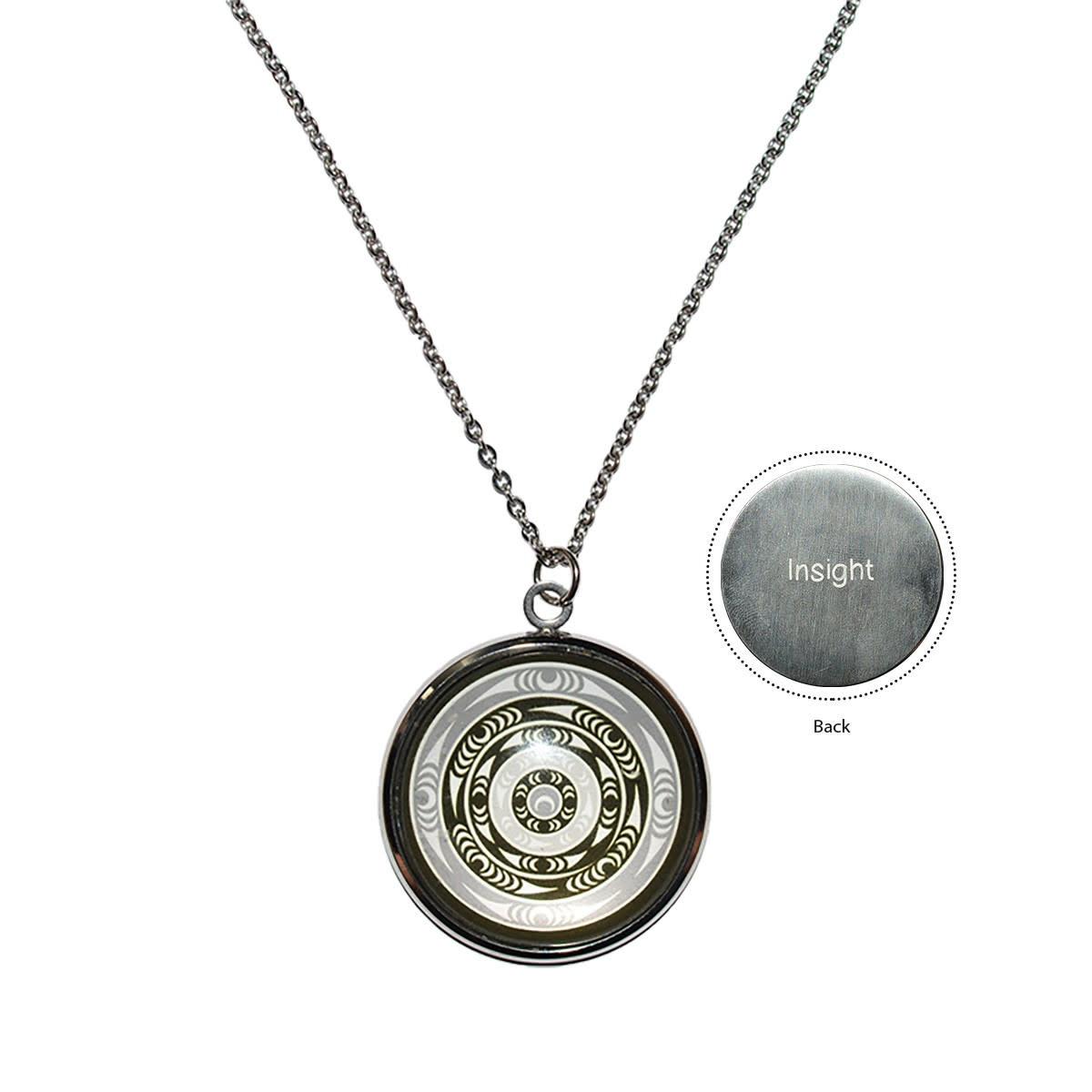 Life Charm Necklace by Lesslie-1