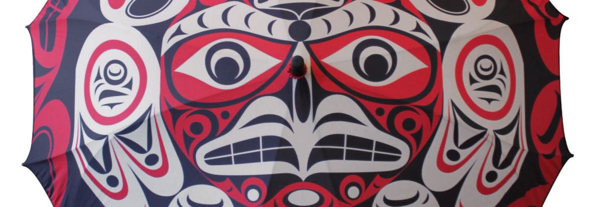Pacific Umbrella- Thunderbird Moon by Joe Wilson-Sxwaset