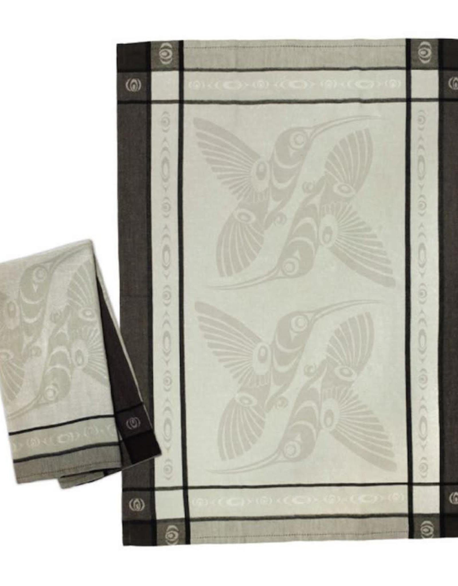 Tea Towel (Beige) - The offering by Francis Horne Sr.