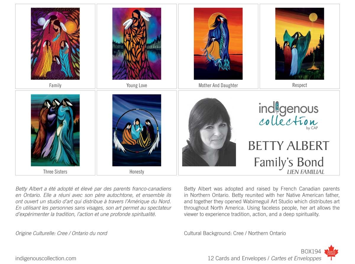 Boxed Art Cards - Indigenous Collection-5