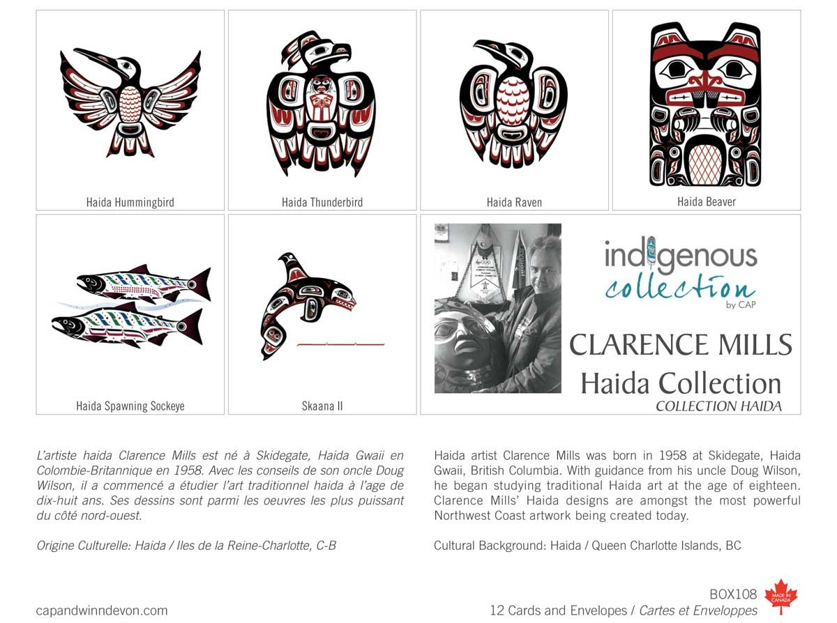 Boxed Art Cards - Indigenous Collection-6