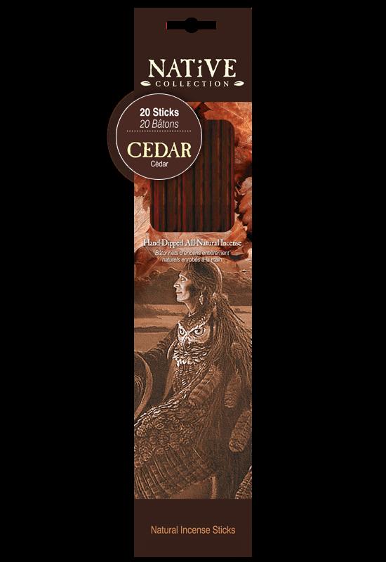 Incense Sticks - Cedar-1