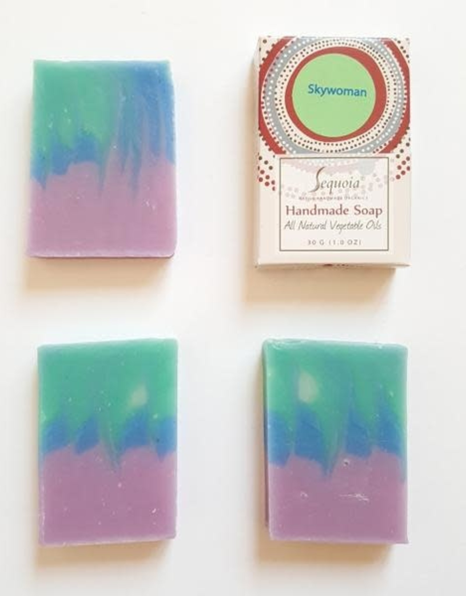 Sequoia 1oz Soap -SkyWoman