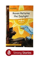 Raven Returns the Day Light - by Bill Helin