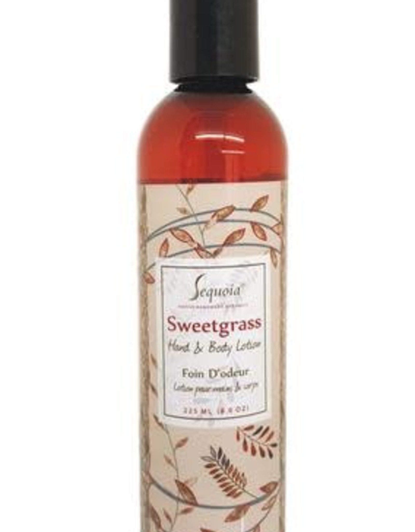 Sequoia 8 oz Hand &  Body Lotion - Sweetgrass