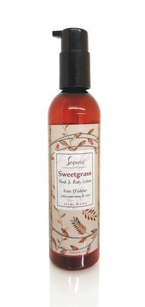 Sequoia 8 oz Hand &  Body Lotion - Sweetgrass-1