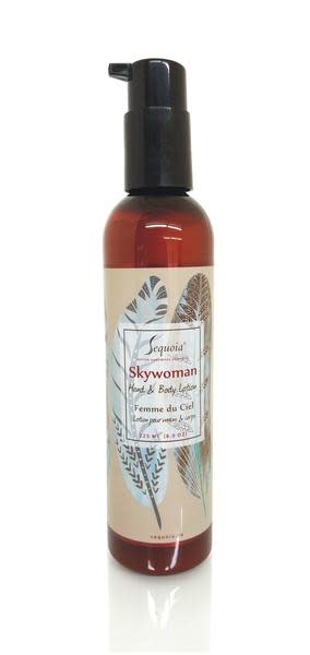 Sequoia 8 oz Hand &  Body Lotion- Skywoman-1
