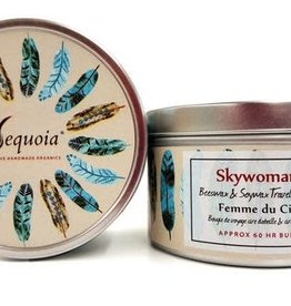 Sequoia 15 HR. Candle - Skywoman